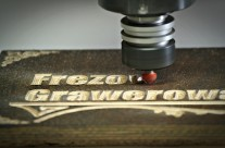 Obróbka i frezowanie CNC